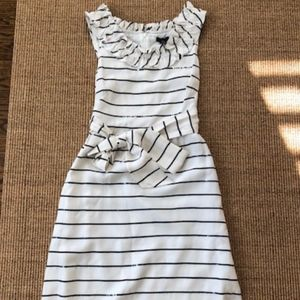 JCrew Ruffle Dress